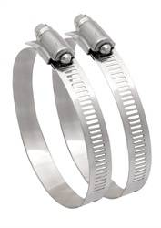 Spectre Performance - Spectre Worm Gear Clamp - 4 in.