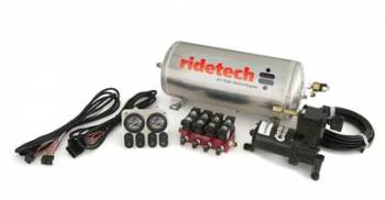 RideTech - RideTech Manual 4-Way Compressor System