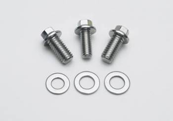 ARP - ARP Stainless Steel Chevy Alternator Bracket Bolt Kit - 6 Point