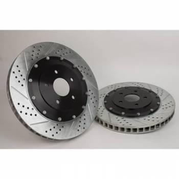 Baer Disc Brakes - Baer Corvette Rear Rotors