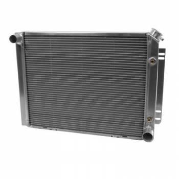 Be Cool - Be Cool 67-68 GM SB Chevy Car Radiatr w/ Transmission Cooler