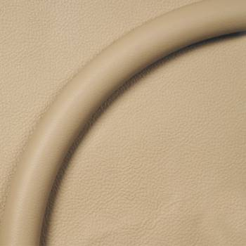 Billet Specialties - Billet Specialties Steering Wheel Half Wrap - Leather - Tan 14 in. Diameter