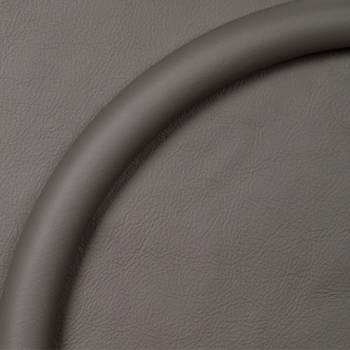 Billet Specialties - Billet Specialties Steering Wheel Half Wrap - Leather - Dark Gray 14 in. Diameter