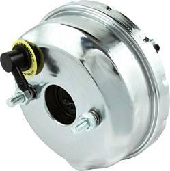 """Allstar Performance - Allstar Performance Power Brake Booster 7"""" 1955-64 GM Chrome"""