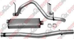 DynoMax Performance Exhaust - DynoMax Stainless Steel Cat-Back Exhaust System - 3 in. Single