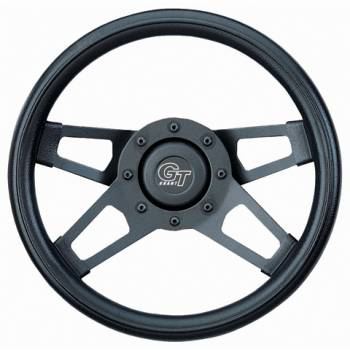 """Grant Steering Wheels - Grant Challenger Series Steering Wheel - 13 1/2"""" - Black"""