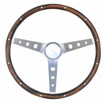 "Grant Steering Wheels - Grant Classic Nostalgia Steering Wheel - 15"" - Walnut"