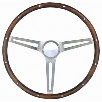"Grant Steering Wheels - Grant Classic Nostalgia Steering Wheel - 15"" - Walnut"
