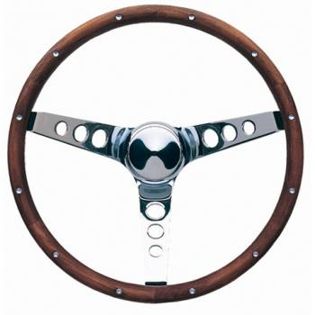 "Grant Steering Wheels - Grant Classic Wood Steering Wheel - 13 1/2"" - Walnut"