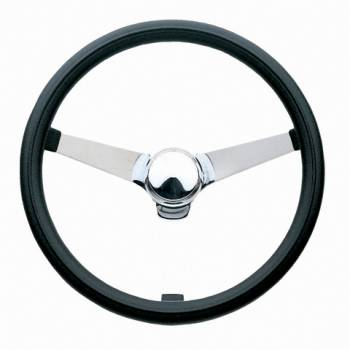 "Grant Steering Wheels - Grant Classic Series Steering Wheel - 14 3/4"" - Black / Chrome"