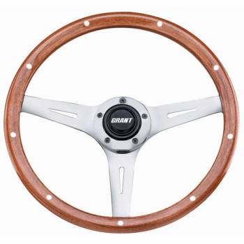 "Grant Steering Wheels - Grant Collector's Edition Steering Wheel - 14"" - Walnut"
