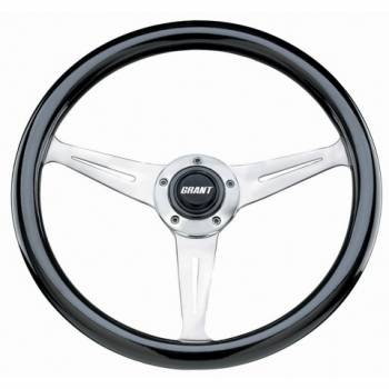 "Grant Steering Wheels - Grant Collector's Edition Steering Wheel - 14 1/2"" - Glossy Black"
