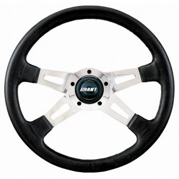 "Grant Steering Wheels - Grant Collector's Edition Steering Wheel - 14 3/4"" - Black"