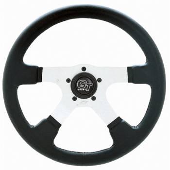 """Grant Steering Wheels - Grant GT Rally Steering Wheel - 14"""" - Black / White"""