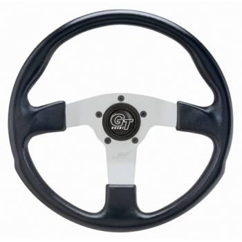 """Grant Steering Wheels - Grant GT Rally Steering Wheel - 13"""" - Black / White"""