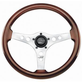 """Grant Steering Wheels - Grant GT Steering Wheel - 14"""" - Mahogany"""