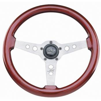 "Grant Steering Wheels - Grant GT Steering Wheel - 14"" - Mahogany"