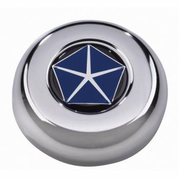 Grant Steering Wheels - Grant Chrysler Pentastar Chrome Horn Button