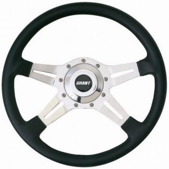 """Grant Steering Wheels - Grant Le Mans Steering Wheel - 14"""" - Black"""