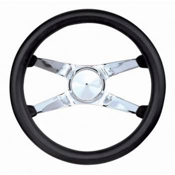 """Grant Steering Wheels - Grant Classic Racer X Steering Wheel - 12 1/2"""" - Black"""