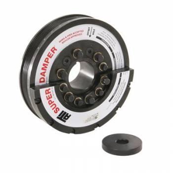 """ATI Products - ATI GM Duramax 7"""" Steel Harmonic Damper - SFI"""