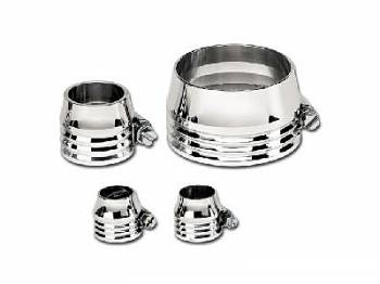 Billet Specialties - Billet Specialties Stainless Steel 5/8 in. Hose Clamp - For use w/ Braided Hose