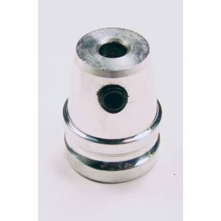 """American Autowire - American Autowire Billet Aluminum Switch Knob - Fits 3/16"""" Shaft - Polished"""