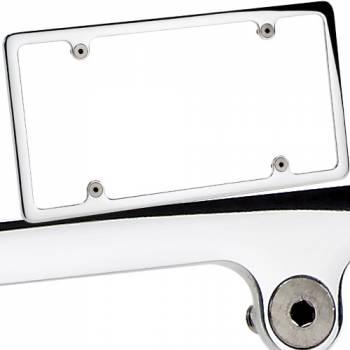 Billet Specialties - Billet Specialties License Plate Frame - Polished
