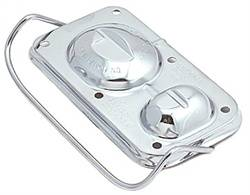 Spectre Performance - Spectre Master Cylinder Cover - Chrome Plated Steel
