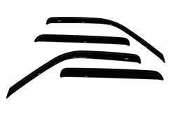 Auto Ventshade - Auto Ventshade Ventvisor Deflector - 4 Piece - Smoke
