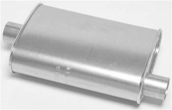 Thrush - Thrush Turbo Muffler - Oval
