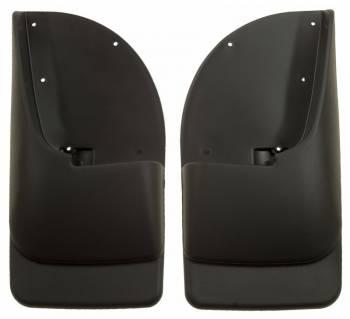 Husky Liners - Husky Liners Custom Molded Mud Guards - Black