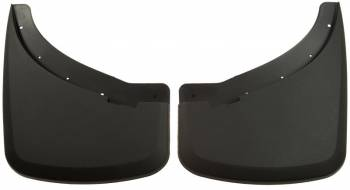 Husky Liners - Husky Liners Custom Molded Mud Guards - Black