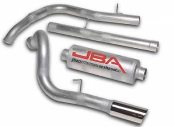 JBA Performance Exhaust - JBA Exhaust System - 01-06 GM HD Truck 6.0/8.1L