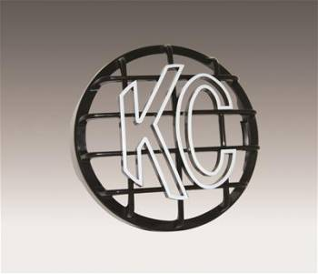 KC HiLiTES - KC HiLiTES Stone Guard - Black