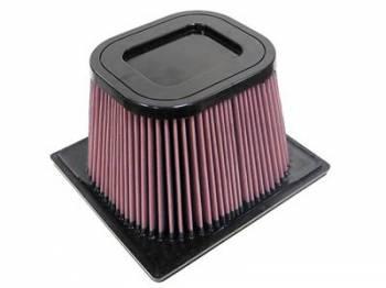 "K&N Filters - K&N Performance Air Filter - 10-15/16 x 9-15/16 - 6-7/8"" - Dodge Fullsize Truck 2003-09"