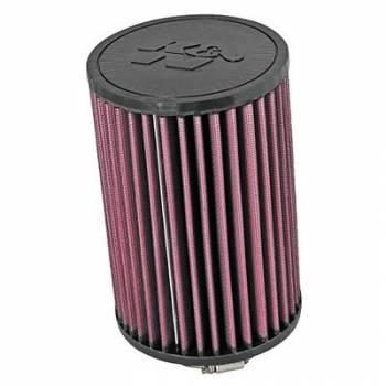 "K&N Filters - K&N Performance Air Filter - 4-7/8"" x 7-1/4"" x 2-7/8"" Flange - Dodge Caliber 2008-09"