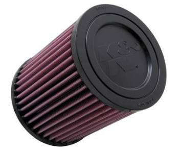 "K&N Filters - K&N Performance Air Filter - 5-3/8"" x 6-3/16"" x 3-5/16"" Flange - Jeep Compass/Patriot 2010-14"