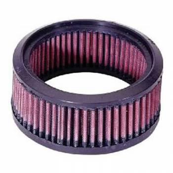 """K&N Filters - K&N Performance Air Filter - 6"""" x 2-1/2"""" - Universal"""