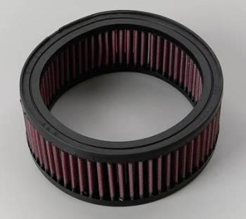 """K&N Filters - K&N Performance Air Filter - 6-3/8"""" x 2-1/2"""" - Universal"""