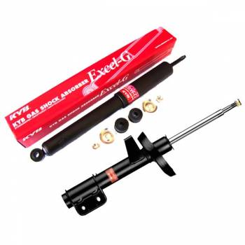 """KYB Shocks & Struts - KYB Shocks Excel-G Twin-Tube Shock/Strut, Ford/Mercury, Front<br/><br/><img src=""""/files/images/free_shipping_promo_-all_100.jpg"""">"""