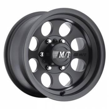 Mickey Thompson - Mickey Thompson 15x10 Classic III Wheel 5x4.5 Bolt Circle 3-5/8BS Black