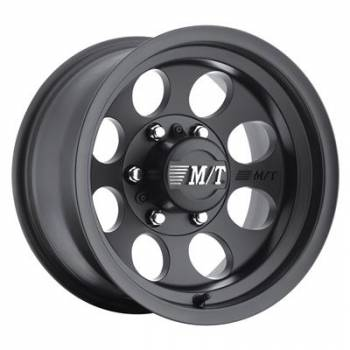 Mickey Thompson - Mickey Thompson 17x9 Classic III Wheel 6x5.5 Bolt Circle 4-1/2BS Black