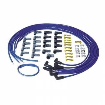 PerTronix Performance Products - PerTronix 8mm Universal Wire Set - Blue