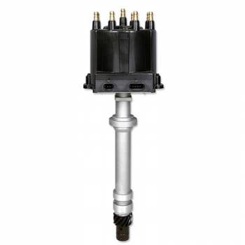PerTronix Performance Products - PerTronix SB Chevy/BB Chevy HEI/EST Distributor w/ Black Cap