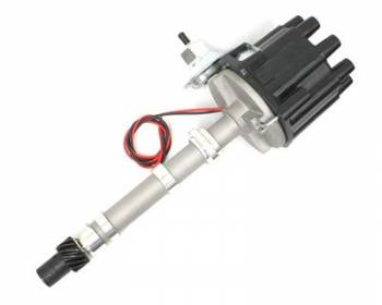 PerTronix Performance Products - PerTronix Chevy V8 Ignitor Distributor - Cast Stock Look