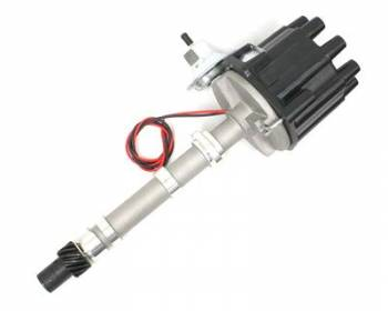 PerTronix Performance Products - PerTronix Chevy V8 Ignitor III Distributor - Cast Stock Look