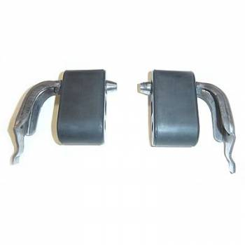Pypes Performance Exhaust - Pypes Performance Exhaust 79-93 Mustang Tailpipe Hangers (Set of 2)