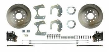 "Right Stuff Detailing - Right Stuff Detailing Rear Disc Conversion Lrg Bearing Dana & 8 3/4"""