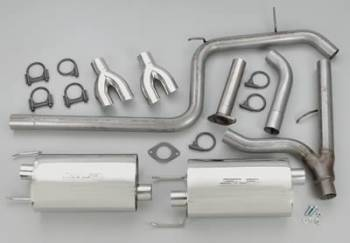 SLP Performance - SLP Performance Exhaust System 1997-07 Grand Prix